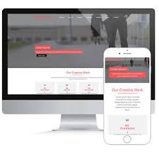 mobile responsive html5 css3 one page video backgroud html