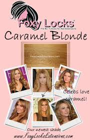 foxy extensions imogen foxy locks foxy locks extensions newest colour caramel