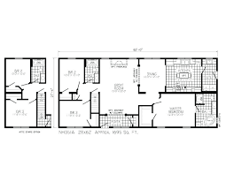 ranch style floor plans with walkout basement modernist home plans ranch style floor plans house modern homes