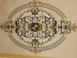 waterjet medallion tile flooring ebay