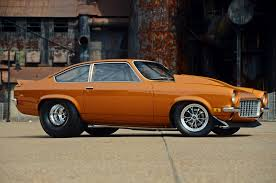 1973 chevy vega 1973 chevrolet vega hatchback street machine muscle car