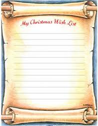 christmas wish list free santa s christmas wish list printable pdf