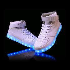 Amazon Com Uruoi New Logo 11 Lighting Effects High Top Light Up