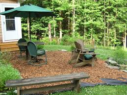 Landscaping Wood Chips by A New Beekeeper U0027s Journal Cheap Landscaping Projects 2012
