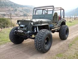 willys jeep off road a big foot willys jeep jeep enthusiast