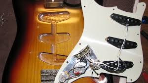 project shielding re wiring and new pickups the guitar zero