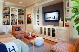 Media Room Built In Cabinets - entertainment center plans for flat screen tvs family room