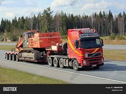 2016 volvo big rig salo finland april 29 2016 image u0026 photo bigstock