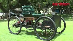 first car ever made by henry ford henry ford u0027s quadricycle driven video review zeegnition youtube