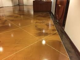 metallic epoxy floors oakland mills interfaith center