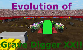 monster truck grave digger video rigs of rods monster jam monster truck evolution of grave digger