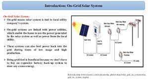 pv system design design grid solar pv system