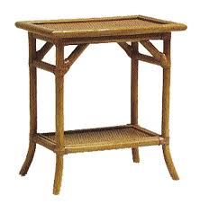 Rattan Side Table Fong Brothers Co Fb 1830 Espana Side Table