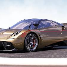 pagani huayra carbon fiber eye popping bare carbon fiber supercars