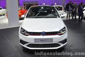 white volkswagen gti 2016 vw polo gti to launch in india in march 2016
