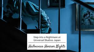 halloween horror nights 2017 express pass step into a nightmare universal studios japan halloween horror