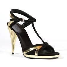 high heels designer shoes for black gold high heel designer sandals 202932