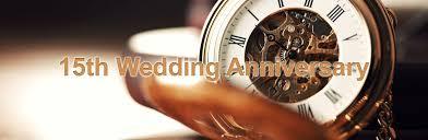 15th wedding anniversary ideas 15th wedding anniversary occasions ernest jones