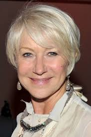 best hair do for 70year old women with square face how to get helen mirren s tousled golden globes hairstyle women