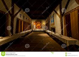 dover castle kings dining room stock photo image 18726250