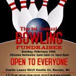 bowling fundraiser flyer template yourweek 343c92eca25e