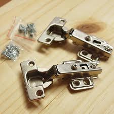 kitchen cabinet door hinge drill bit home dzine home diy tip install concealed hinges
