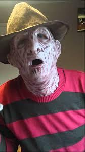 freddy krueger costume freddy krueger costume with wfx silicone mask