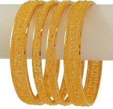 simple gold bracelet price images Fojie gold bangle jpg