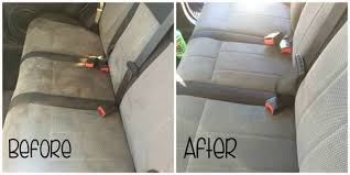 Upholstery Fabric Cars How To Diy Car Upholstery Stain Remover