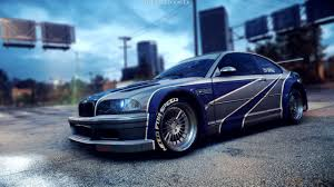 need for speed bmw need for speed 2015 bmw m3 gtr e46 2006 deluxe edition