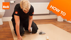 Is It Ok To Put Laminate Flooring In A Bathroom How To Level A Wooden Floor Youtube