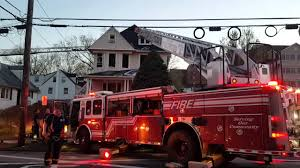 house pl hackensack fire department house fire clinton pl 4 12 16 youtube