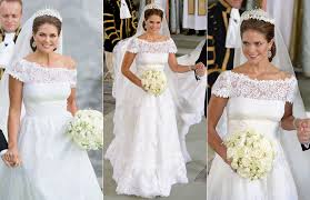 Valentino Wedding Dresses Royal Couture Wedding Of Princess Madeleine Of Sweden