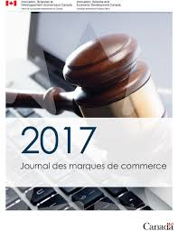 journal des marques de commerce vol 64 no 3265