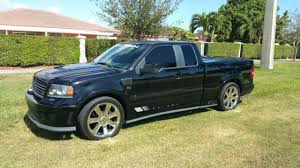 ford saleen truck saleen s331 f 150 supercharged 5 4l sports truck collectors for