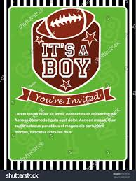 Carlton Cards Baby Shower Invitations Football Baby Shower Invitations U2013 Gangcraft Net