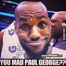 Meme Lebron James - u mad miami heat pinterest lebron james images miami heat