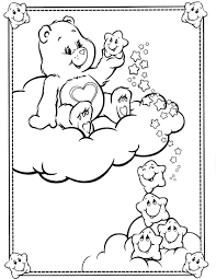 care bears 32 coloringcolor com