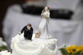 fishing wedding cake toppers collectibles country wedding cake toppers humorous las