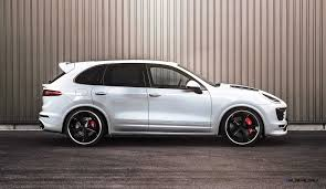 porsche sport 2016 techart 2016 porsche cayenne turbo powerkit 8