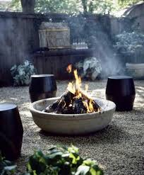 Backyard Fire Pits Ideas by Backyard Fire Pit Ideas Cheap Home Fireplaces Firepits How To