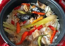 cara membuat nasi bakar khas bandung nasi uduk bayam fragrant coconut rice with spinach recipe rice