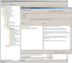 complex policies on windows the chromium projects