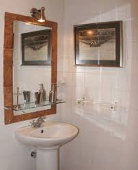 Bathroom Interior Ideas For Small Bathrooms Spacious Small Bathroom Decorating With Mirrors