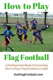 Flag Football Utah Learn How To Play Flag Football 2018 Parents Guide For Kids