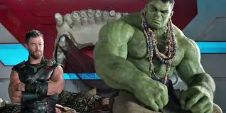 hulk talks thor ragnarok cbr
