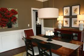 drum lights for dining room drum light over dining room table