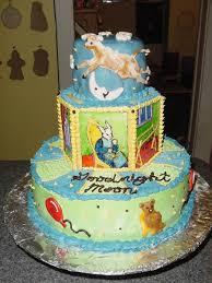 goodnight moon grandma baby shower cakecentral com