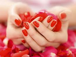 the allure of the painted red nail doseofvitaminf com
