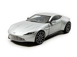 Aston Martin Db10 James Bond S Car From Spectre Amazon Com Wheels Elite James Bond Spectre Aston Martin Db10